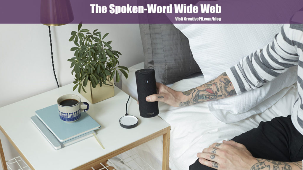 Spoken-Word Wide Web