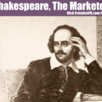 William Shakespeare As A Modern Day Marketer